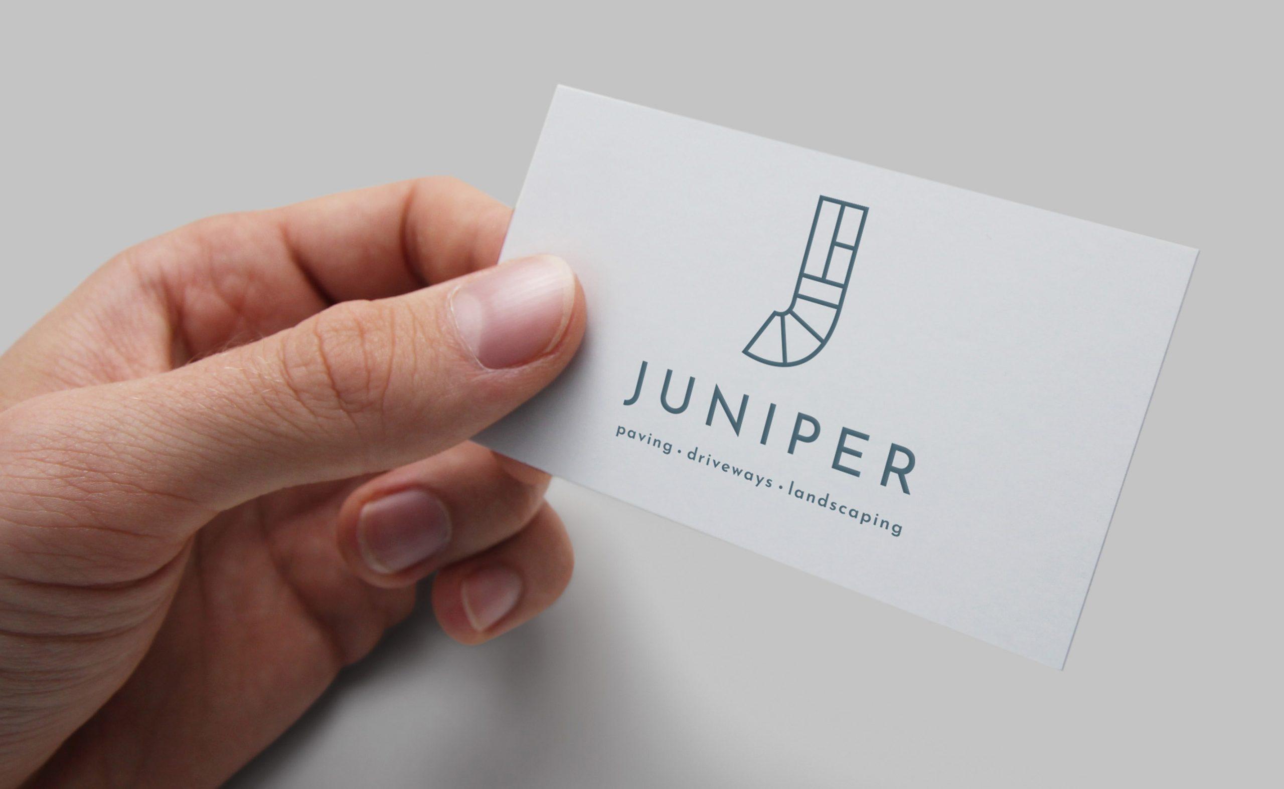 Juniper B card copy